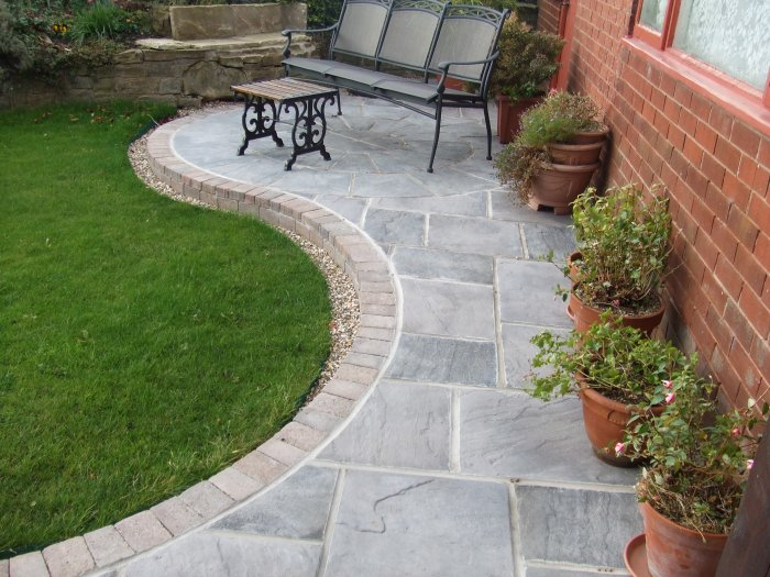 Back to gallery : curved patio - thejasonspencertrust.org
